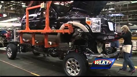 Ford Kentucky Truck Plant by Ford Adds 2 000 To Kentucky Truck Plant