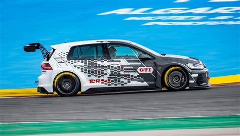 Racing Car by Vw Golf Gti Tcr 2019 Racing Car Review Golf Car