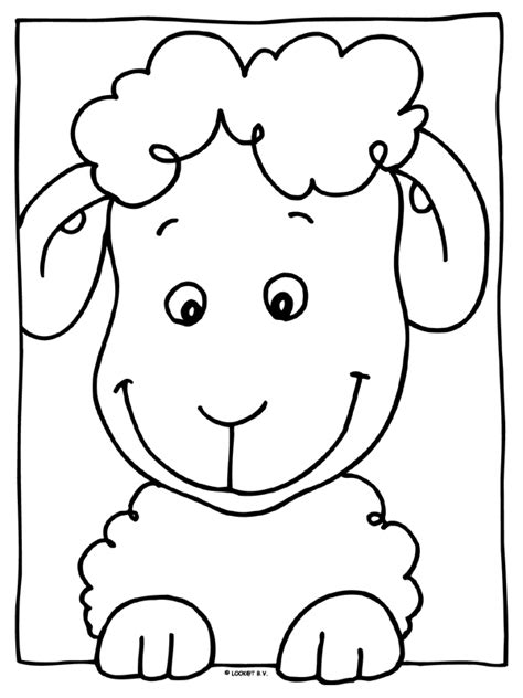 Koeienkop Kleurplaat by Www Kleurplaten Nl Voor Iedereen Die Graag Kleurt Is