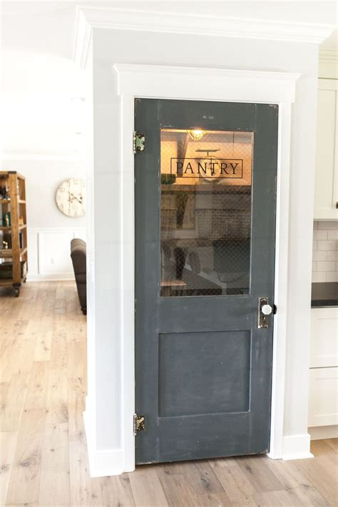 rafterhouse signature pantry door  featured