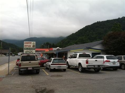 Menu  Picture Of Country Vittles, Maggie Valley Tripadvisor
