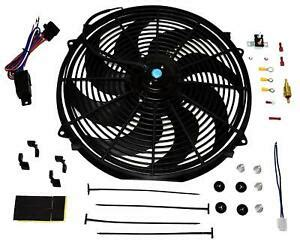 Electric Fan Blade Cfm Wiring Kit Complete
