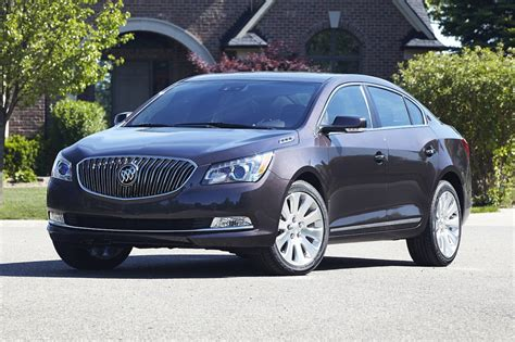 New Buick Lacrosse by 2014 Buick Lacrosse Reviews Research Lacrosse Prices