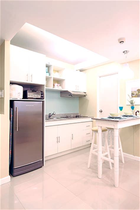 interior design kitchen a cozy and compact 25sqm condo for a newlywed rl 1901