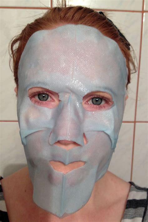 Hedvigis o kosmetykach: Garnier maska w płachcie Moisture + Aqua Bomb
