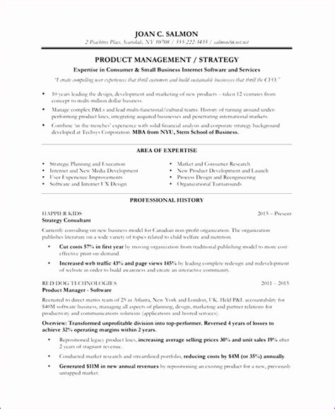 Exle Of Excellent Cv by 8 Excellent Resume Template Exceltemplates Exceltemplates