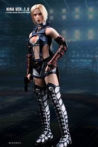 Realistic Female Action Figures | ... Limited 1/6 scale ...