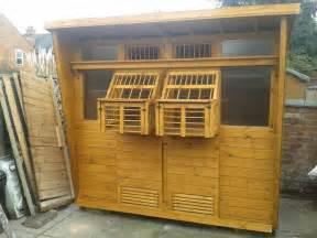 Pigeon Loft Traps