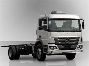 61 Mercedes Trucks Service Repair Manuals Free Download