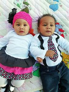 Boy Girl Twin Matching Outfits/Sibling Pink and by ...