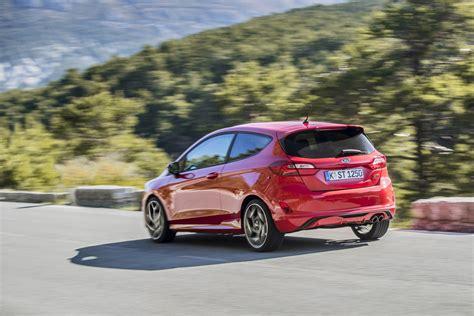 Driven 2018 Ford Fiesta St Autoevolution