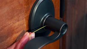 How To Remove Commercial Door Handle