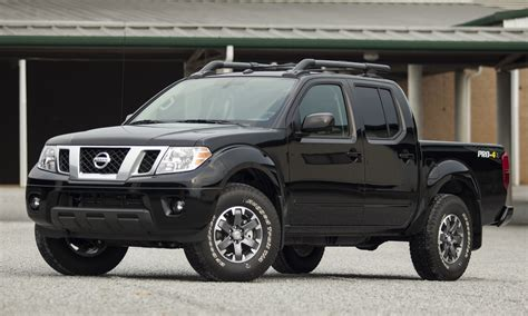 nissan frontier review cargurus