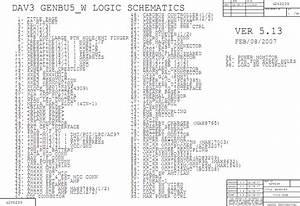 Lenovo Thinkpad R61 Schematic Diagram Integrated   U2013 Laptop Schematic