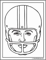 Football Helmet Coloring Pages | Football coloring pages, Football ... | 213x164