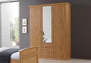 Musterring Kleiderschrank Buche : kleiderschrank curanum buche samerberg mit spiegel 135 cm ~ Indierocktalk.com Haus und Dekorationen