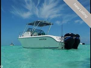2002 Sea Fox Walkaround 257 For Sale In Miami  Florida