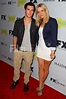 Jessy Schram and boyfriend arrives at the Comic Con ...