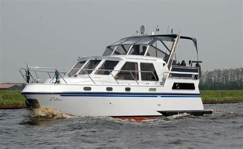 Platbodem Huren Lauwersmeer by Castor 1 Boat Charter Holland
