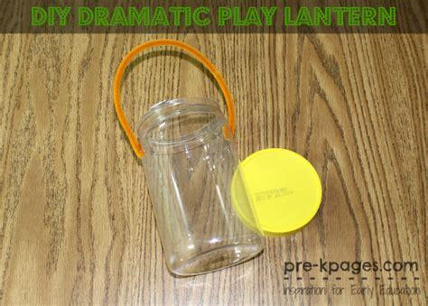 Diy Lantern For Dramatic Play Camping