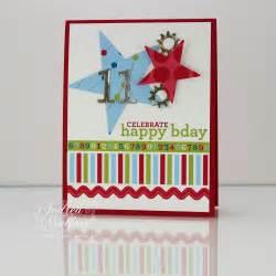 Handmade Birthday Cards for Boys : Let's Celebrate!