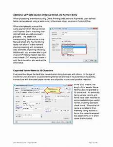 What U0026 39 S New In Sage 100 Erp 2015  Guide