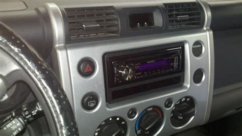 Toyota Fj Replacement by 2009 Toyota Fj Cruiser Radio Replacement Fj Cruiser
