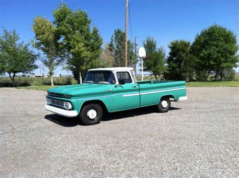 Buy used 1962 CHEVROLET C10 PICKUP in Roswell, New Mexico