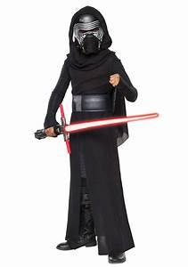 Child Deluxe Star Wars The Force Awakens Kylo Ren Villain