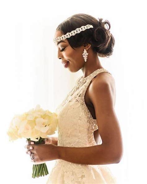 wedding hairstyles  black women  drool