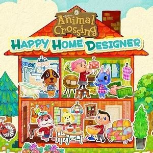happy home designer animal crossing happy home designer