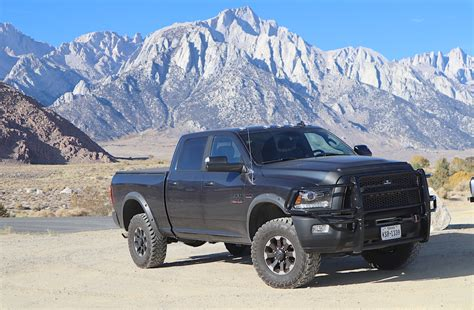 Driving A 2018 Ram Power Wagon On A 10-day