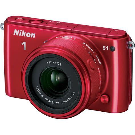 Nikon 1 S1 Mirrorless Digital Camera With 11275mm Lens 27619