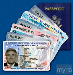 Do you need a passport to travel to Canada or Mexico? - Myria