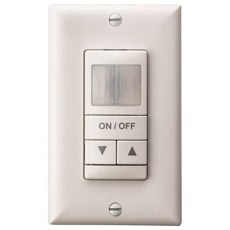 lithonia lighting single pole pir wall switch occupancy