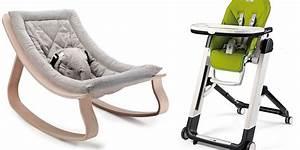 Chaise Haute Bébé Design : chaise haute transat ~ Teatrodelosmanantiales.com Idées de Décoration