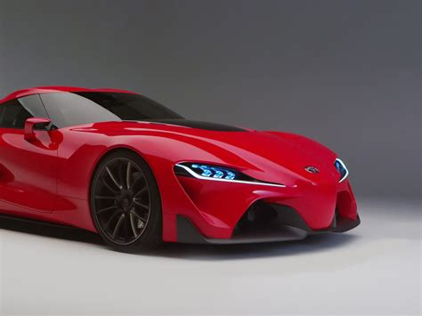 Toyota Ft1 Concept 2014 Exotic Car Wallpaper #15 Of 80