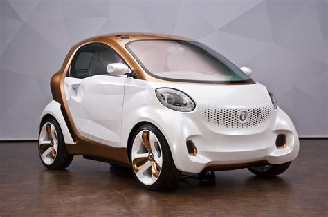 smart car smart fortwo to adopt new look motorshout