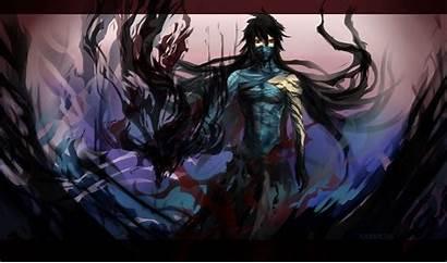 Ichigo Mugetsu Bleach Kurosaki Getsuga Wallpapers Tenshou