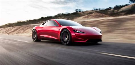 Tesla unveils second generation Roadster: Will cost $200,000