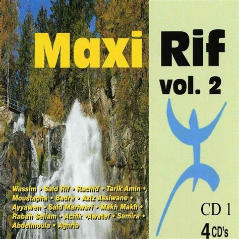 North African music, Maxi Rif (maxi 4 cd's) boxset 2 of 3 Vol 1 of — Awatef   Last.fm