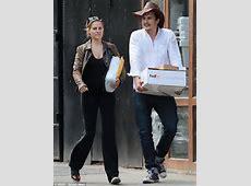 Rupert Friend and Aimee Mullins look lovedup as they run