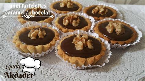 recette de cuisine simple recette mini tartelettes caramel et chocolat ganache de chocolat gateau facile pour l 39 aïd