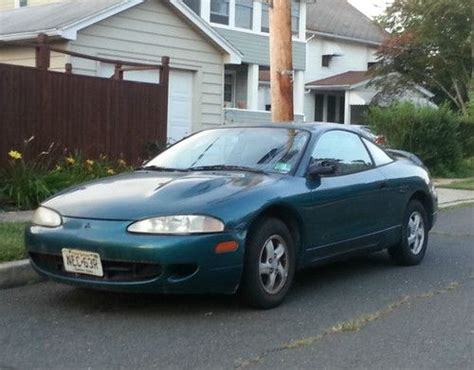 1996 Mitsubishi Eclipse Rs by Sell Used 1996 Mitsubishi Eclipse Rs In Somerville New