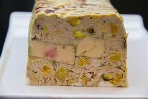 Terrine Foie De Volaille Et Porc : terrine de porc et foie gras pistaches et abricots les ~ Farleysfitness.com Idées de Décoration