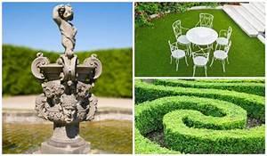 barockgarten so legen sie einen franzosischen garten an With französischer balkon mit spielplatz garten anlegen