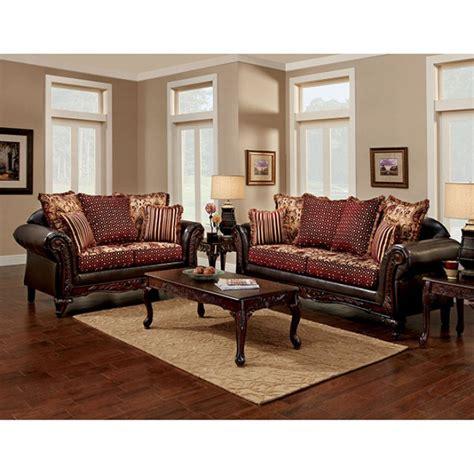 burgundy living room set burgundy sofa set burgundy living room furniture color