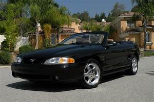 1995 FORD MUSTANG COBRA SVT CONVERTIBLE - 117649