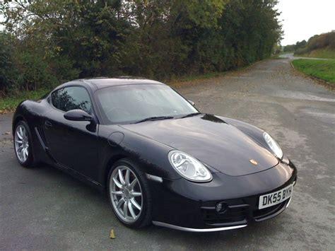 My New Car  Porsche Cayman S