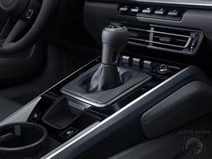 Confirmed  The Manual Transmission Lives On For The All